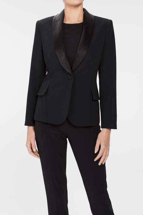 Imogen Jacket - Black