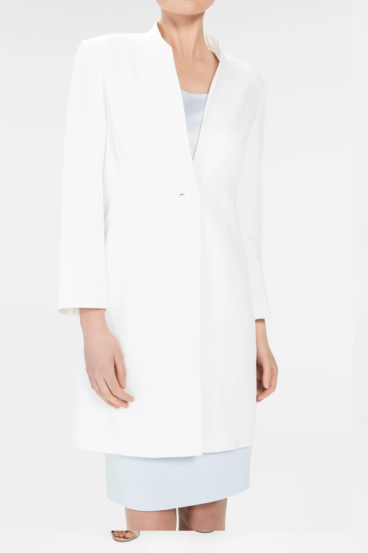 Avril Coat - Ivory