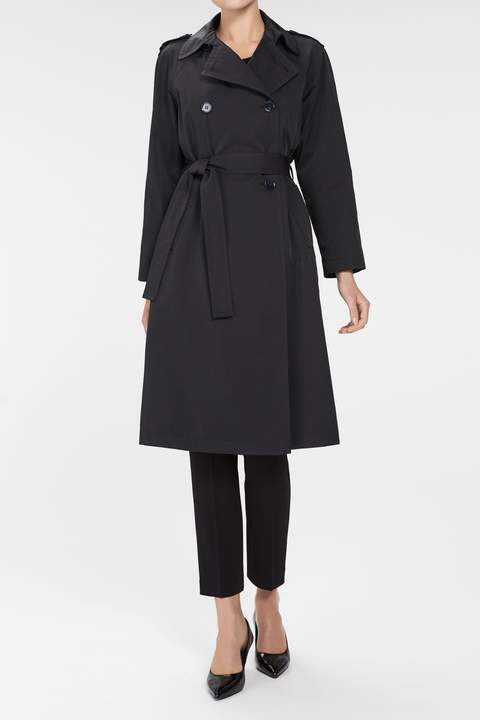 Camille Trench - Black