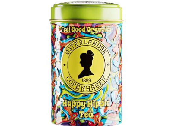 Happy hippie tea, Luomu 125g