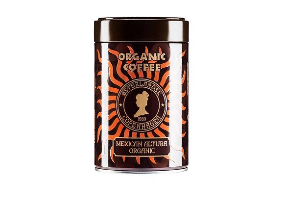 Mexican Altura, organic coffee
