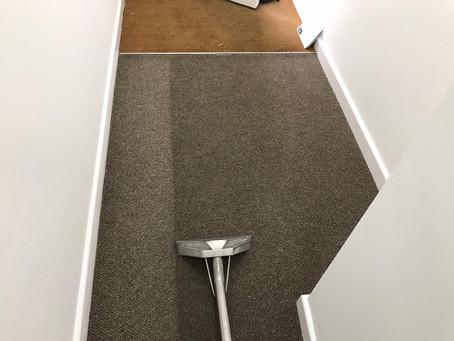 Cutting Through The Carpet Grime