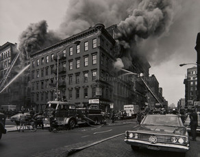 Fire Broome Street