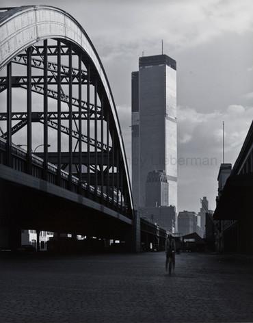 WTC and Canal Street Bridge