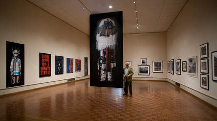 Retrospective at Huntington Museum of Art
