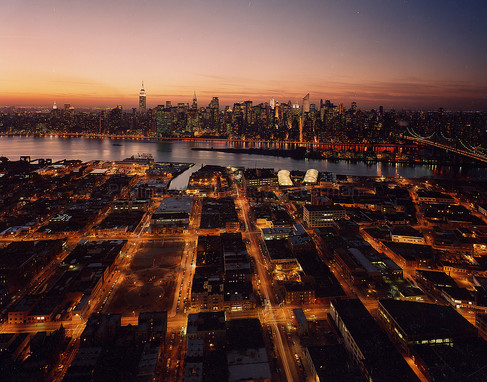 Midtown from Long Island City