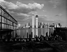 WTC Fron New Jersey Pier