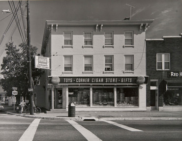 Corney Store, Red Hook New York