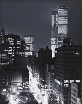 WTC Looking Down Varick Street