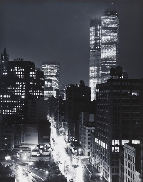 Night View Varick Street