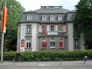 Museum of World Culture, Frankfort Germany