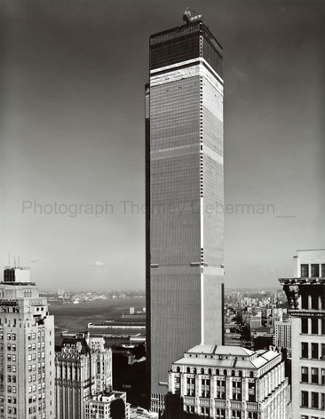 WTC from 39 Broadway