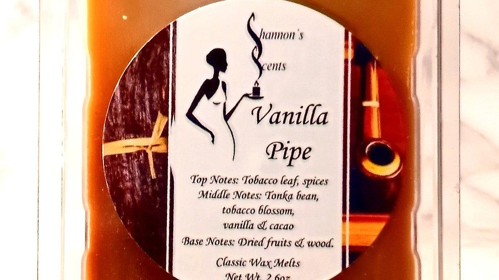 Vanilla Pipe Classic Wax Melts