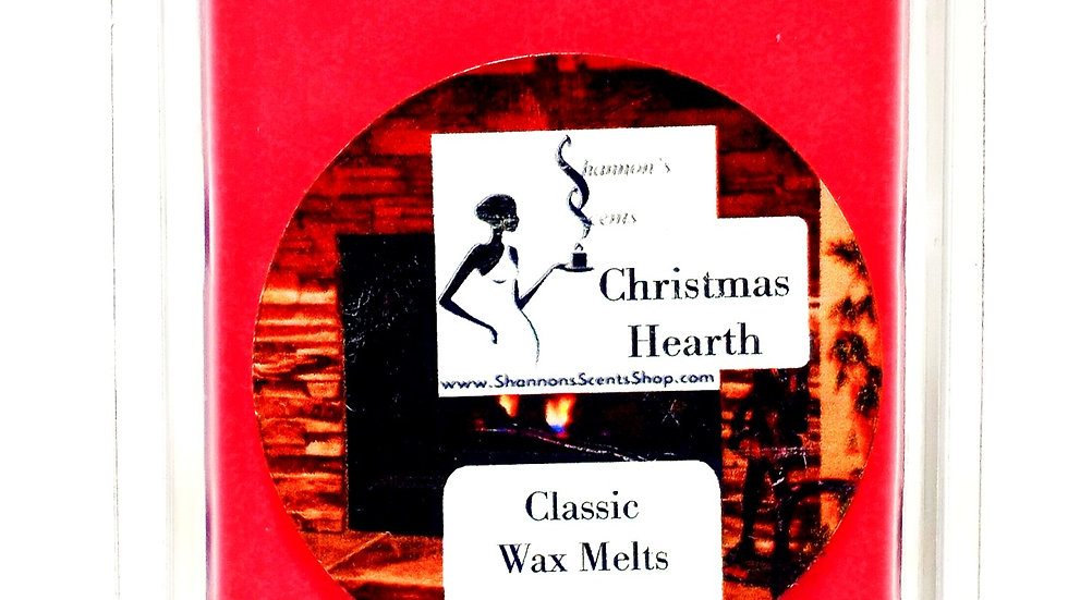 Christmas Hearth Classic Wax Melts