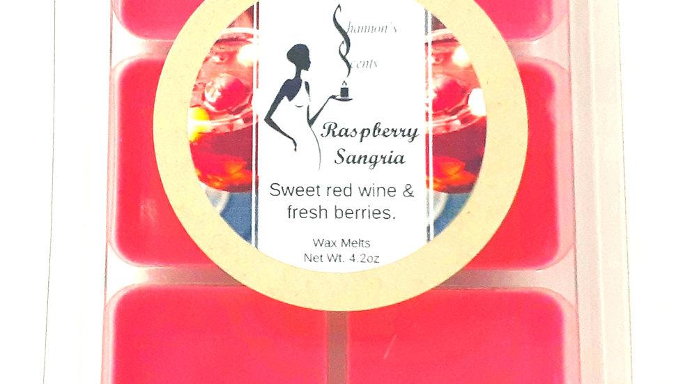 Raspberry Sangria Soy Wax Melts