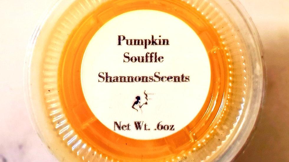 Pumpkin Souffle Sample Scent Shot