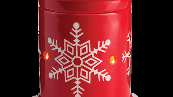Snowflake Illumination Holiday Warmer