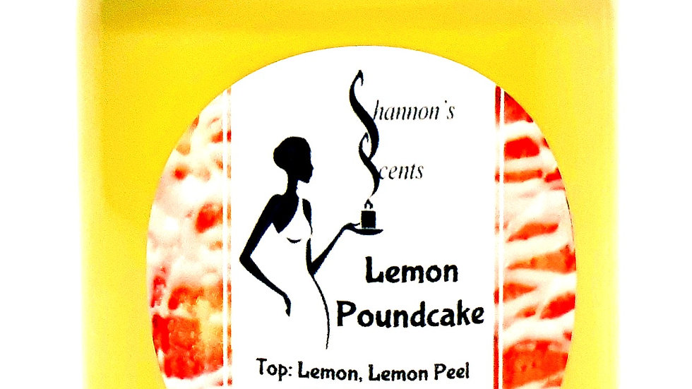 Lemon Pound Cake Soy Wax Candle
