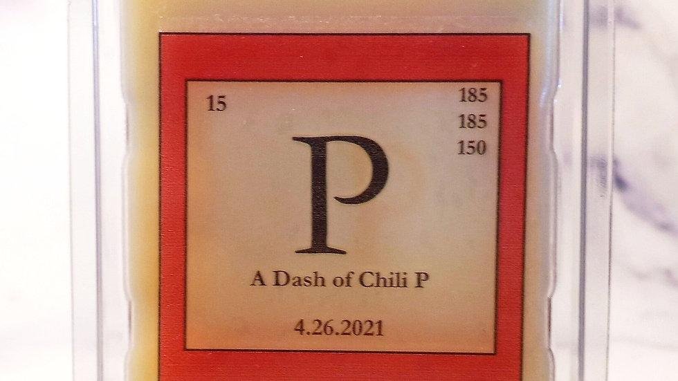 P - A Dash of Chili P Classic Wax Melts