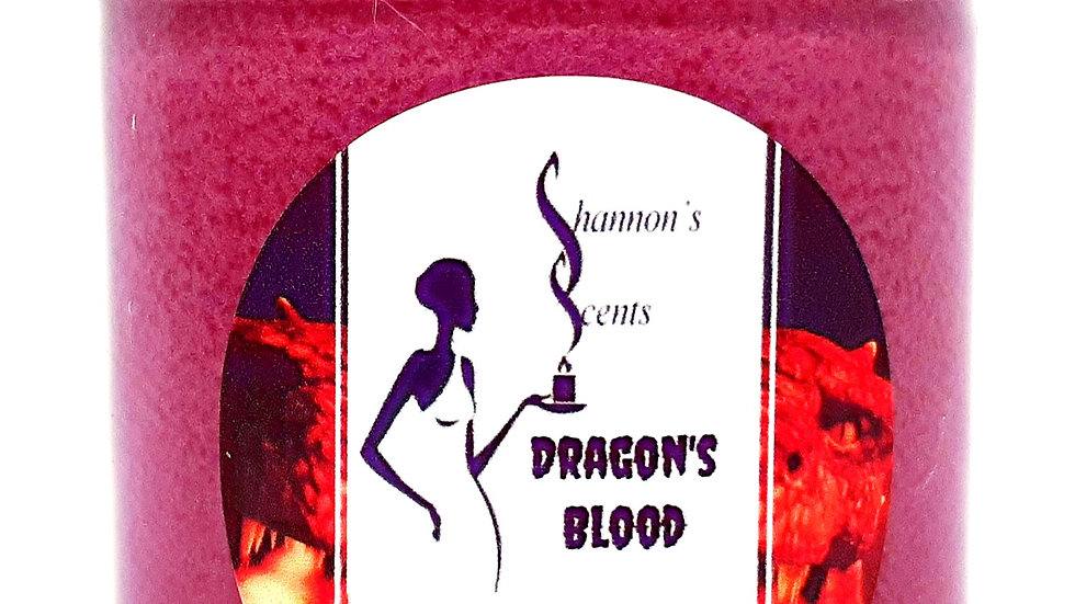 Dragon's Blood Soy Wax Candle