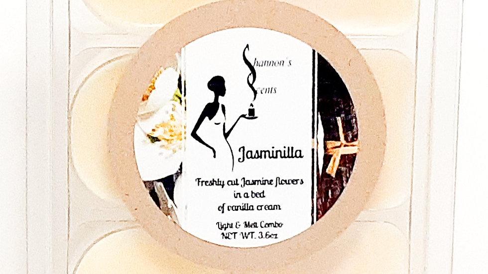 Jasminilla Light & Melt Combo