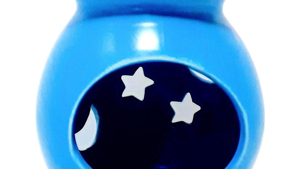 Moon & Stars Tea-Light Warmer