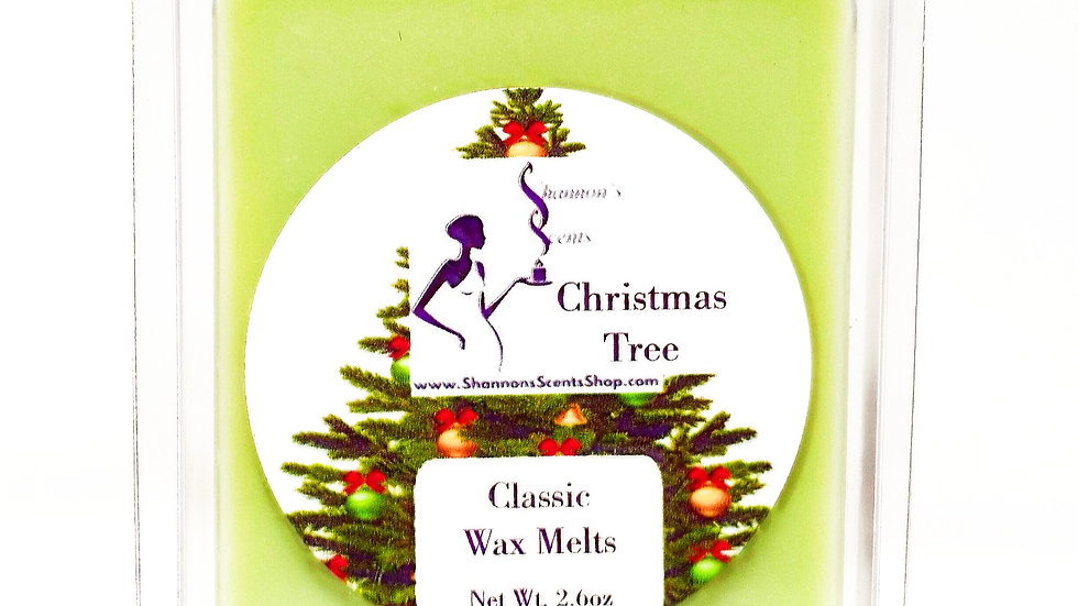 Christmas Tree Classic Wax Melts