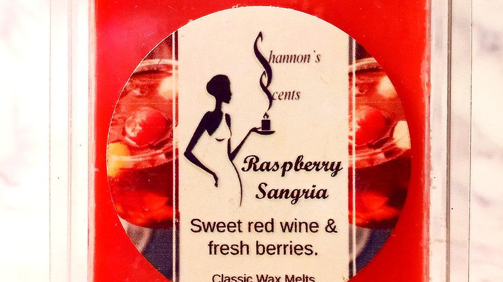 Raspberry Sangria Classic Wax Melts