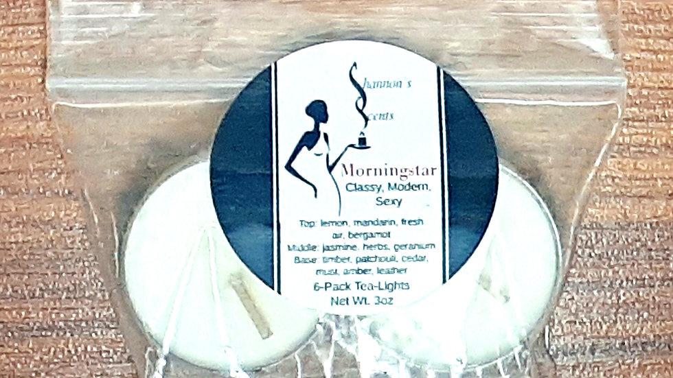 Morningstar 6-Pack Tea-Lights