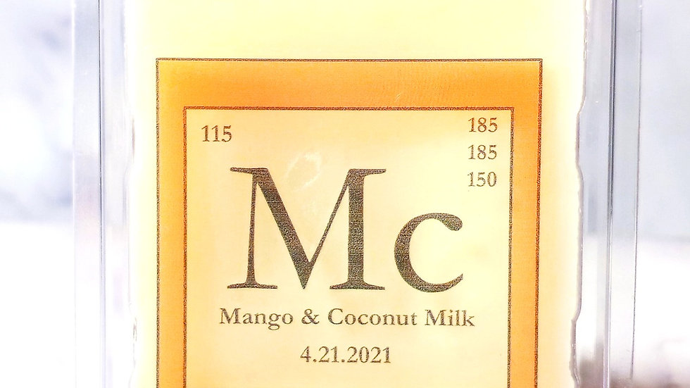 Mc - Mango & Coconut Milk Classic Wax Melts