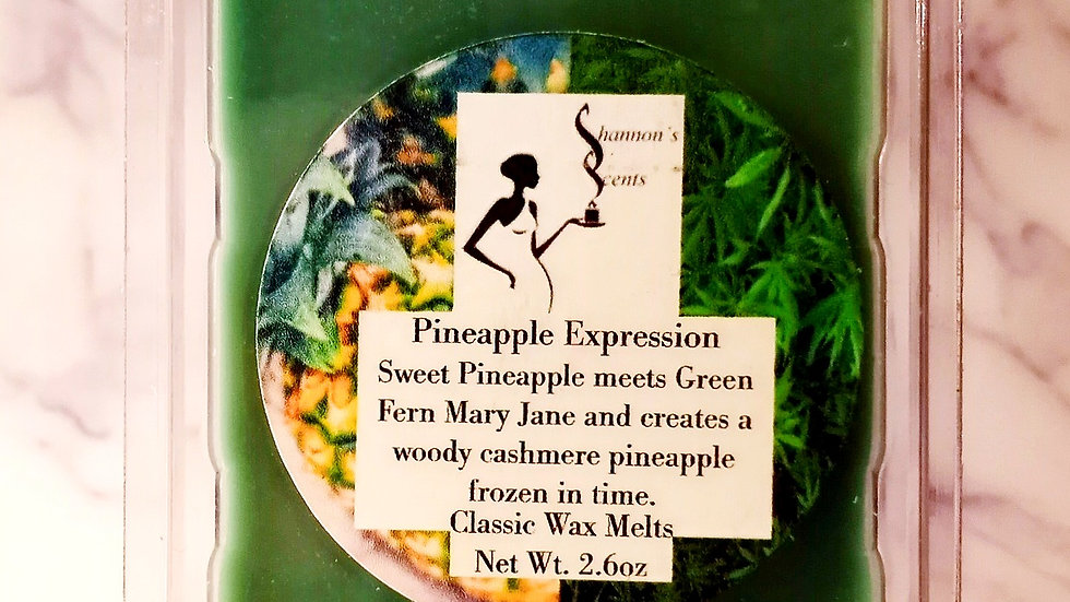 Pineapple Expression Classic Wax Melts