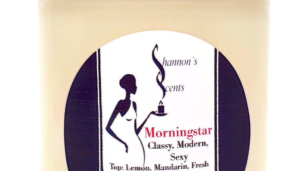 Morningstar Soy Wax Candle