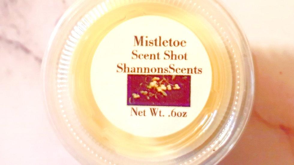 Mistletoe Sample Scent Shot