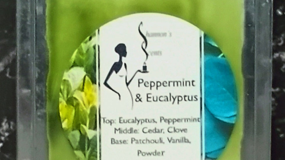 Peppermint & Eucalyptus Classic Wax Melts