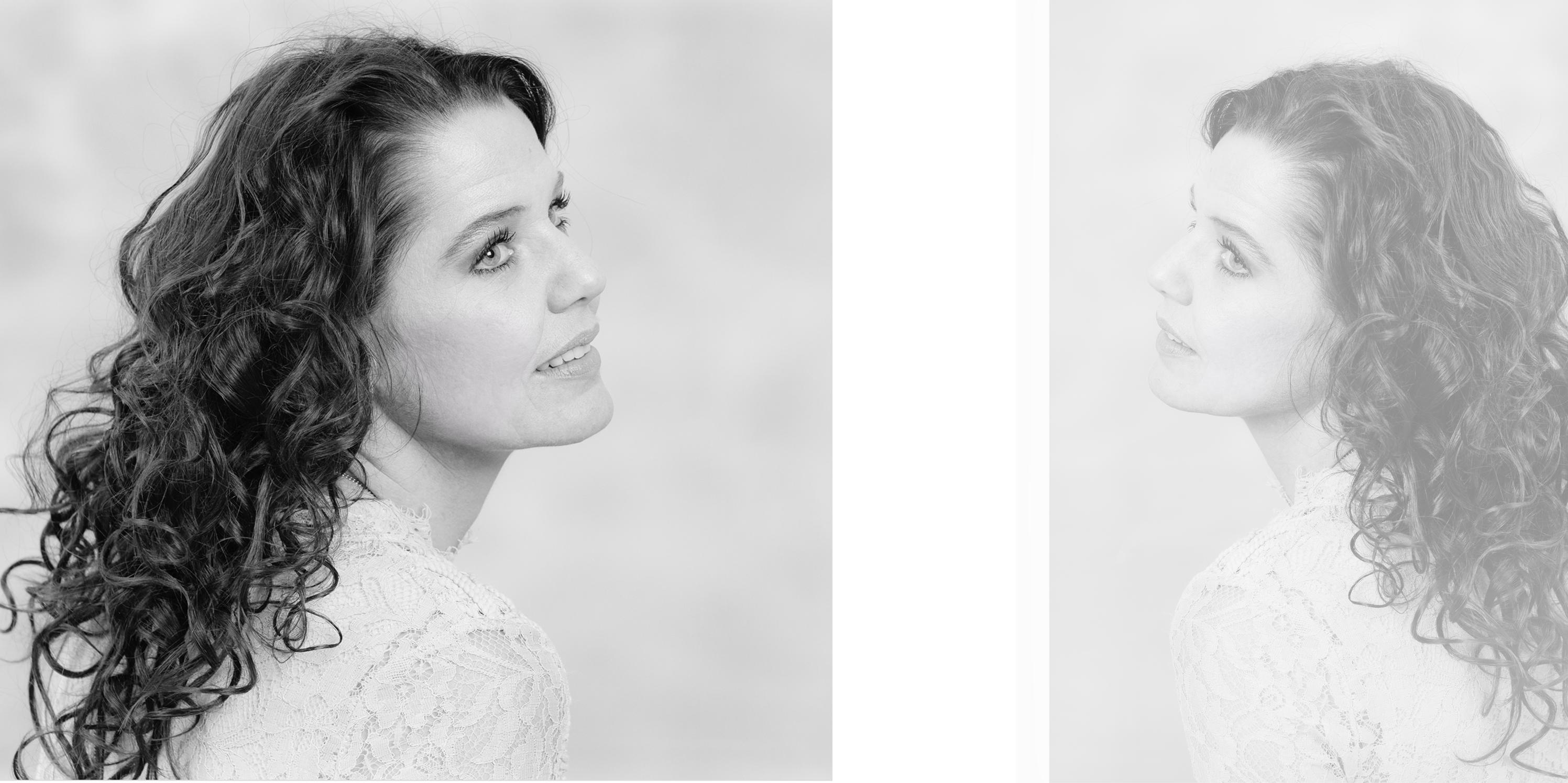 Margriet Jes - Zangeres - Fotostudio