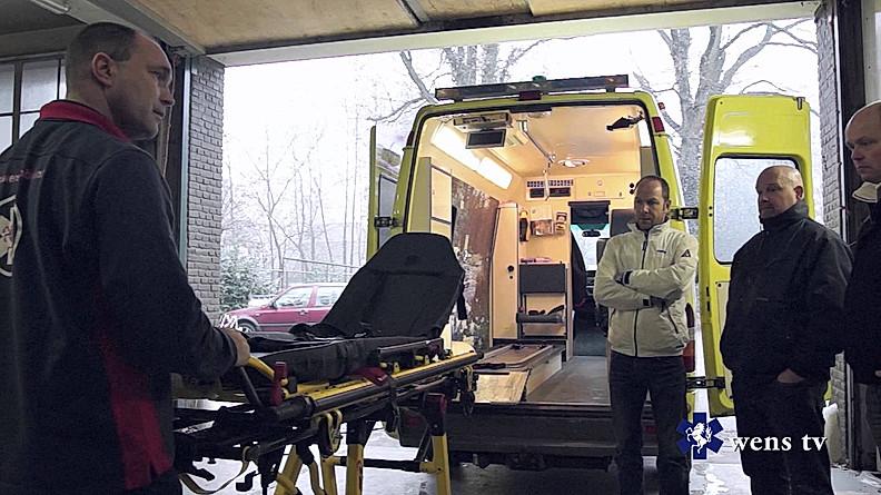 Twentesewens Ambulance - instructiedag vrijwilligers