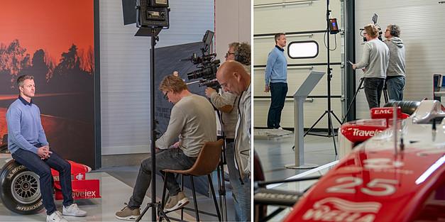 Racetrailer.com met Ralf Schumacher