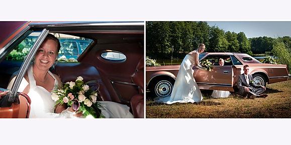 Auto verhuur - Lincoln Mark V