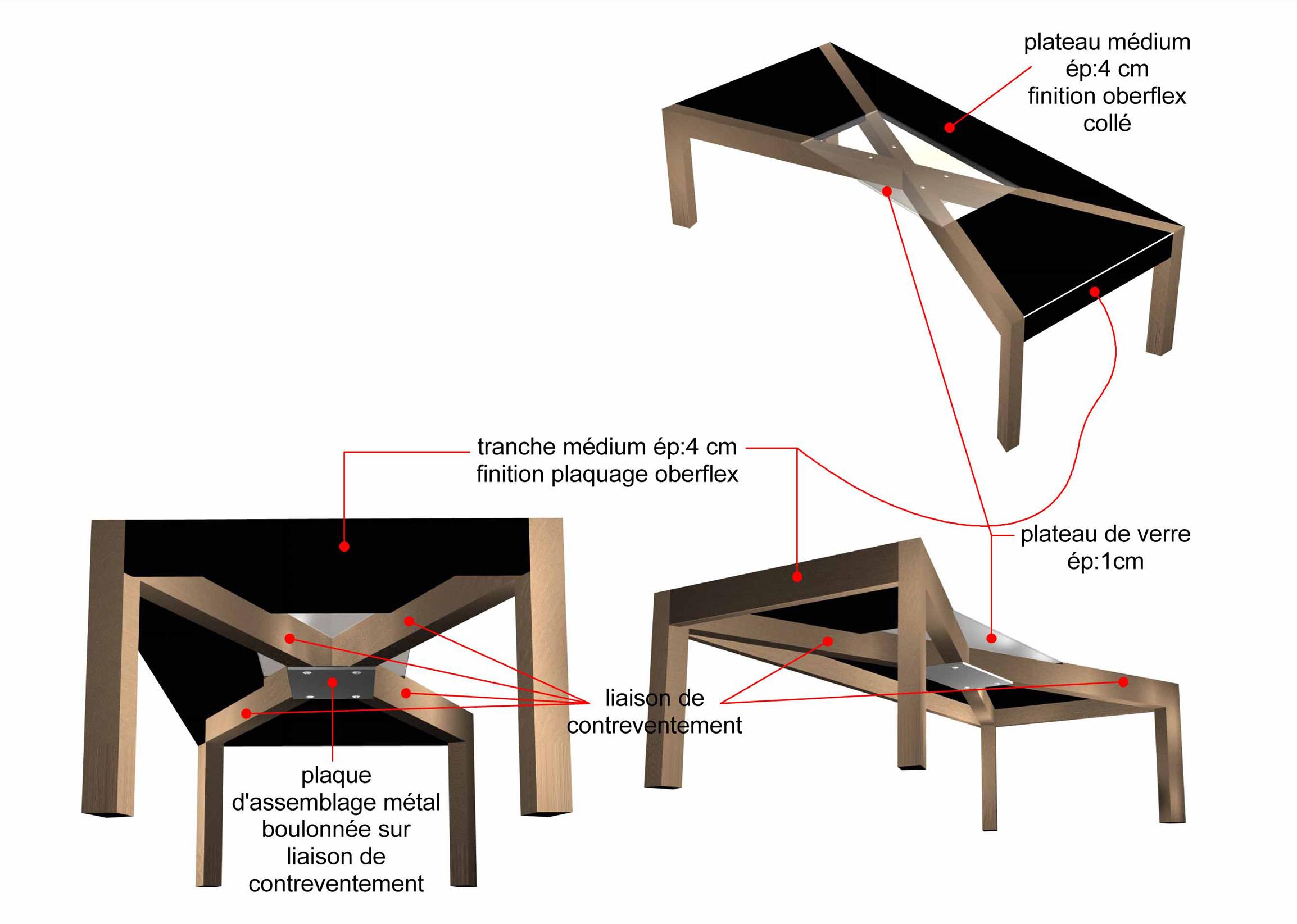 PLANCHE DETAIL 3 DE CONSTRUCTION