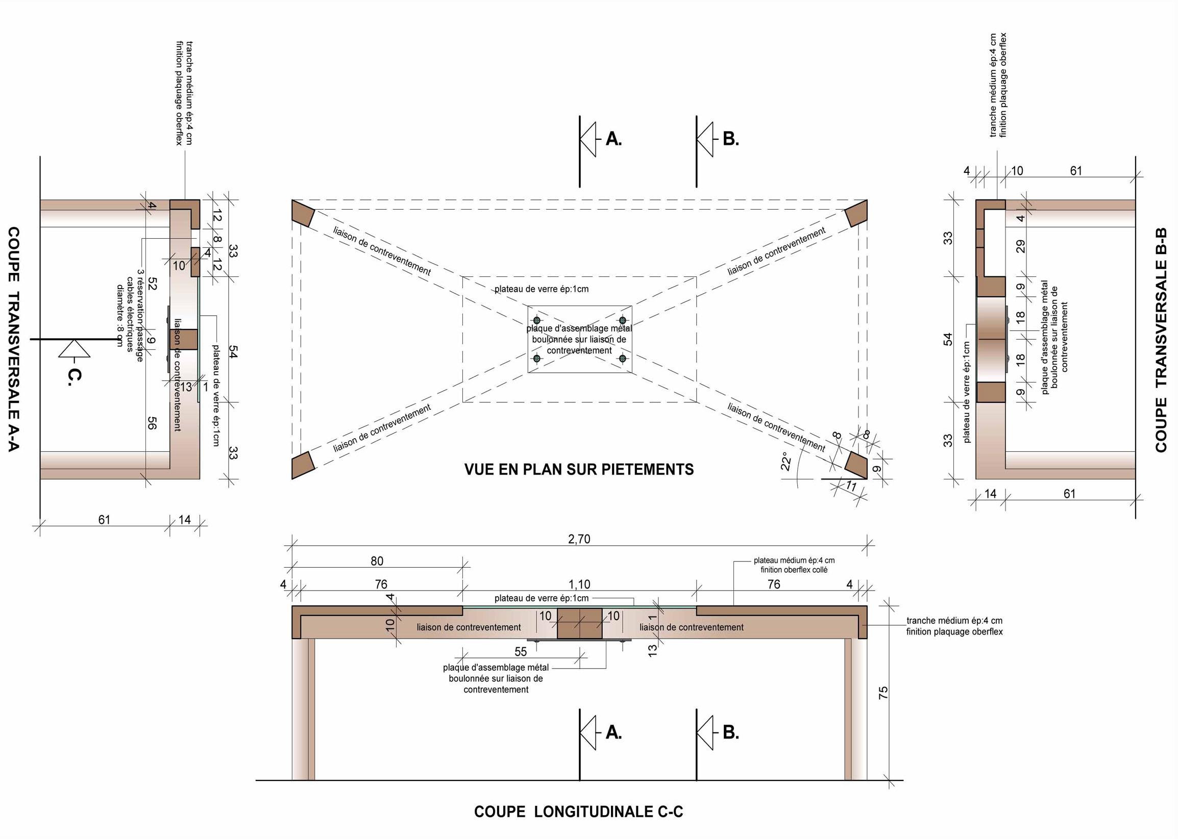 PLANCHE DETAIL 2 DE CONSTRUCTION