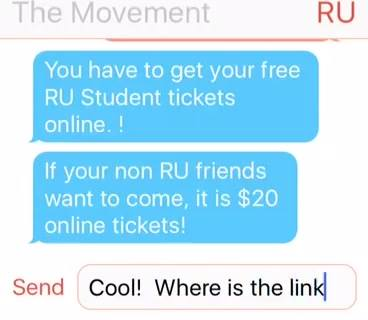 Get Your Tickets Online For The Movement 2017
