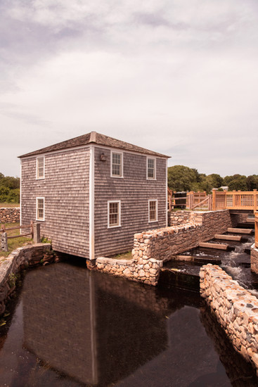 Baxter Gristmill_Historical Restoration_