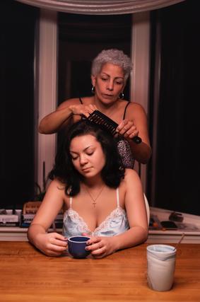 Mom and I_Fine Art_2020