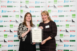 Biodiversity Champion Award winner