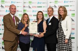 Pollinator Award winners