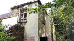 Homes for bats at Penygarn Heights