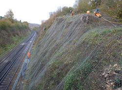 Scrag Oak Embankment Stabilisation