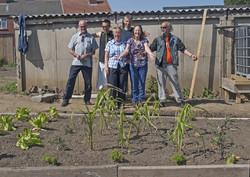 Cross Green Community Gardening