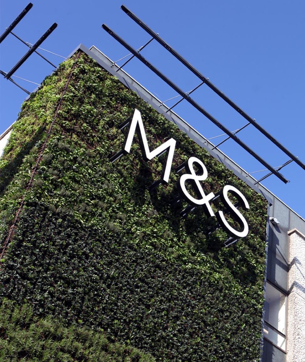 M&S Newcastle – Sustainable Retrofit