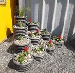 Depots in Bloom